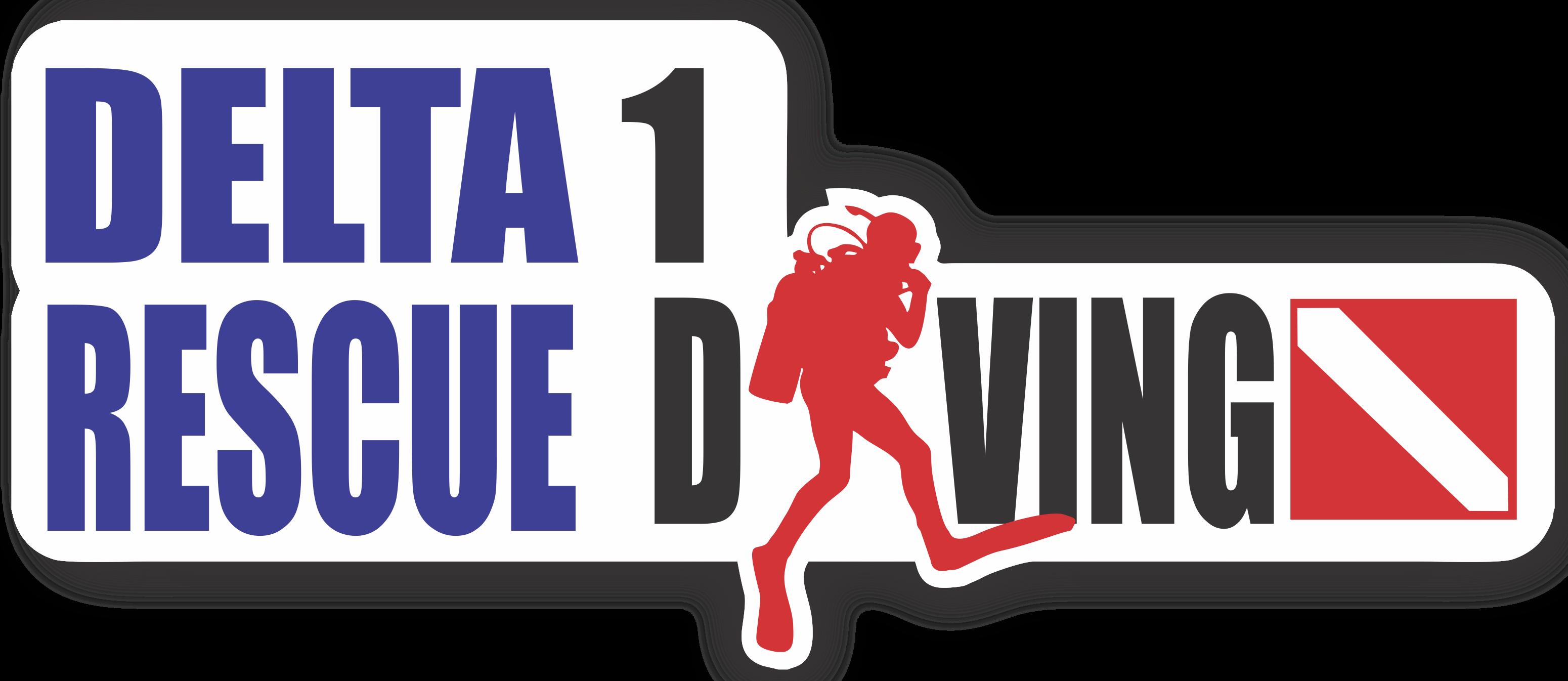 Delta 1 Rescue Diving